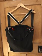 RADLEY FLEX BLACK BACKPACK/RUCKSACK/HANDBAG BAG HARDLY USED