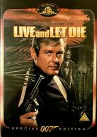 Live And Let Die (DVD, 2003) Like New