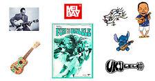 ORIGINAL. MEL BAY'S. FUN WITH THE UKULELE. SHEETMUSIC BOOK. MB 03270. USA SELLER