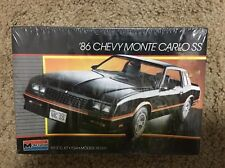 1986 Monte Carlo SS 85 87 88 Sealed USA Made!! Vintage Monogram!!