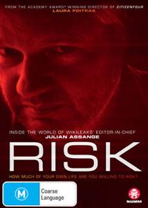 Risk - DVD (NEW & SEALED)