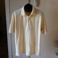 Men's Nike Golf Dri Fit Polo Shirt Size L