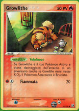POKEMON GROWLITHE 65/100 EX SANDSTORM COMUNE THE REAL_DEAL SHOP