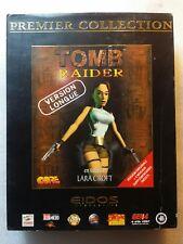 Tomb Raider Version Longue Premier Collection Version Française PC Big Box