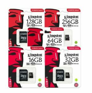 Kingston SDC 32GB Micro SD Class 10 With Adapter