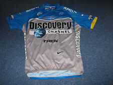 DISCOVERY CHANNEL TREK NIKE ITALIAN CYCLING JERSEY [X/Large]