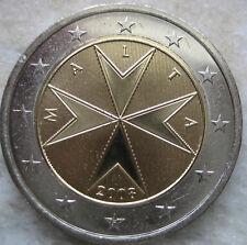 MALTA 2008 2 EURO UNC - FDC STANDARD