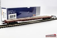 ROCO 76402 - H0 1:87 - Carro merce a pianale FS modello Rgs  ep.IV