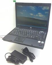 HP COMPAQ nc6400 LAPTOP CORE 2 DUO 1.83GHZ 3GB RAM 120GB HDD WIN XP PRO H85