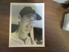 Glossy 8x10 Photos Ted Williams Boston Red Sox #