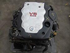 2002-2006 Nissan 350z VQ35DE 3.5L V6 Engine Automatic Infiniti G35 VQ35 Motor