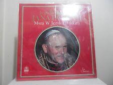 """JANA PAWLA II - MSZA W JEYKU POLSKIM-VOX CHRISTIANA-VC 3002-GATE COVER-""""SEALED"""""""