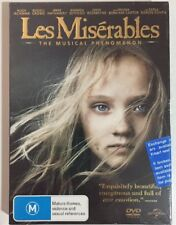 Les Miserables: The Musical Phenomenon - DVD - New Still Had Original Seal