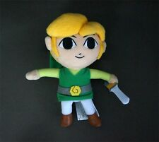 "7"" Link Fuzzy Plush Soft Toy Legend of Zelda"