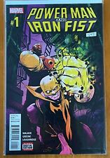POWER MAN AND IRON FIST #1 NM COPY   2016