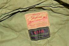 """30s 40s Vintage WOODS """"SKYLINE"""" Down Filled VON LENGERKE & ANTOINE Sleeping Bag"""