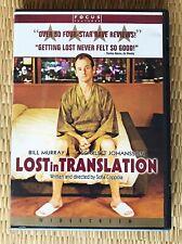 Lost in Translation Dvd, Widescreen