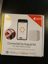 Yale Connected By August Kit for assure locksReduced price !!