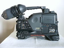 Sony XDCAM PDW-700 XDCAM HD Camcorder with CBKZ-MD01 & CBK-HD01 SDI input card