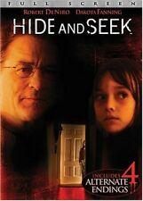 Hide & Seek [VHS Tape]