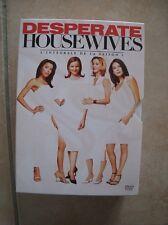 32688// DESPERATE HOUSEWIVES SAISON 1 COFFRET 6 DVD EN TBE