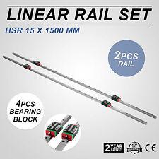 15-1500mm Linearführung linear 15mm Linearführungsschiene SCHLEIFEN