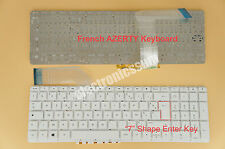For HP Pavilion 15-p000 15-p 17-f000 17-f Keyboard French AZERTY Clavier White