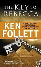 The Key to Rebecca by Ken Follett (1981, Paperback)