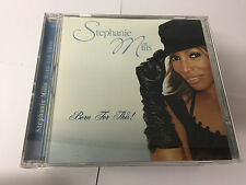 Stephanie Mills : Born for This CD (2004) - MINT