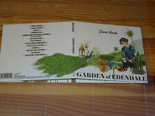 DAVID HAERLE - GARDEN OF EDENDALE / DIGIPACK-CD 2018 MINT-