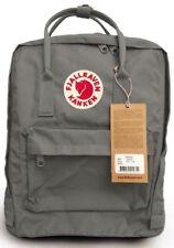 Fjallraven - Kanken Classic Pack, 15x10.6x5.1 Backpack - 23510 - Fog