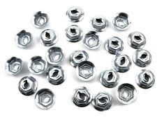 "Ford Truck PAL Nuts- Emblem, Trim etc- Fits 5/32"" Studs- 11/32"" Hex- 25 pcs #086"