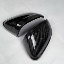 for Audi RS5 2018 UP car mirror cover cap ABS + carbon fiber Replacement