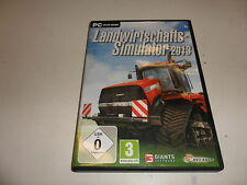 PC agrícola simulador 2013