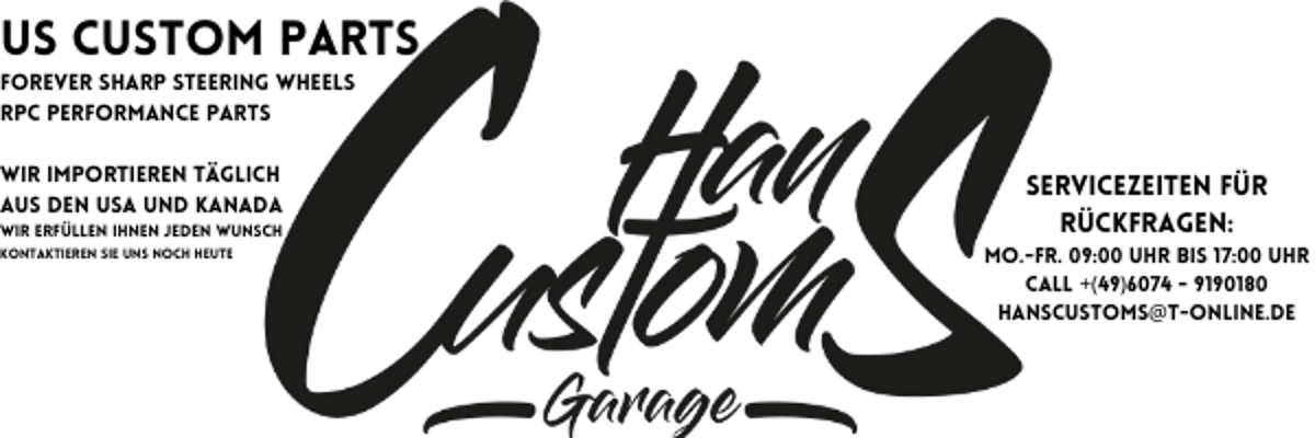 Hans Customs Garage