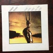 Robert Palmer Some Guys / Too Good Island Records 1981 Picture Sleeve