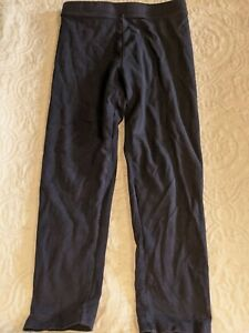 "Crewcuts girls sz. 8 navy ""cropped legging"" pants. Cute, great shape"