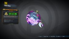 Borderlands 3 NEW GREEN MONSTER Moze Class Mod GOD ROLL SMG - PC
