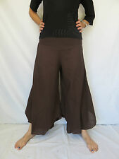 Pantalon Papillon Choco - Vetements Hippie Baba Cool