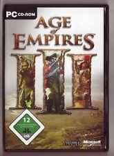 Age of Empires 3 III Strategie Aufbau PC Spiel