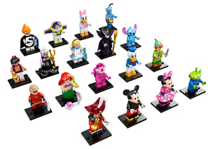 Lego New Disney Series 2 Collectible Minifigures  71012 Figures You Pick!