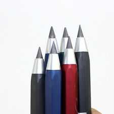 5PCS Art Drawing Pen 5.6mm Mechanical Sketching Pencil 2B 3B 4B 6B 8B -short