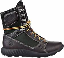 Timberland Mens Flyroam Tactical Boot TB0A1NK3 Brown Leather NEW IN BOX