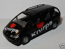 MICRO WIKING HO 1/87 VW VOLKSWAGEN SHARAN COMMERCIAL PARAPLUIES KNIRPS no box