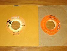 LOT of 6 BLUES/SOUL 45 RPMs - BOBBY BLAND - DUKE LABEL