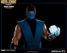 Pop Culture Shock Sub Zero 1:3 Scale Statue, Mortal Kombat Klassic. Sideshow