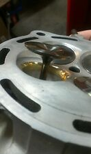 Suzuki LTR450 head rebuild valve job ltr 450