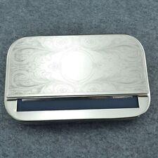 Kingsize 110mm Handroll Automatic Rolling Machine Metal Cigarette Roller Box