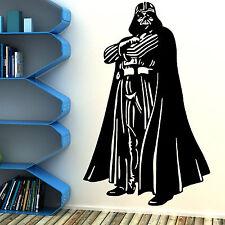 Star Wars Darth Vader Adhesivo de vinilo para Pared Habitación Dormitorio