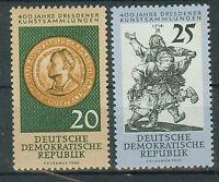 DDR Briefmarken 1960 Dresdner Kunstsammlung Mi 791 und 792 **